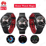 Huawei Honor Watch Magic Outdoor SmartWatch Sleek Slim Long Battery Life Support GPS NFC Coach Amoled Honor watch dream - Sell-off