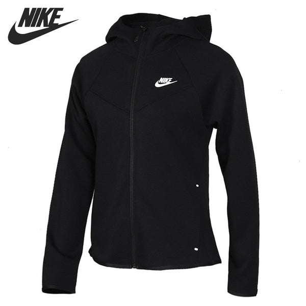 NIKE NSW TCH FLC WR HOODIE Women's Jacket Hooded Sportswear - Sell-off