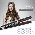 Professional Hair Straightener Electric Hair Curler - Sell-off