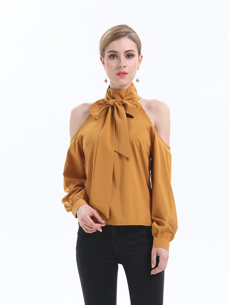 Sexy Off The Shoulder Bandage blouse - Sell-off