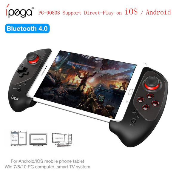 Gamepad Android Joystick for iPhone for iPad Joy-pad Game pad Android Wireless Bluetooth Support iOS - Sell-off