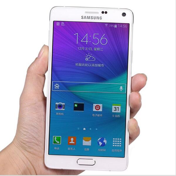 Samsung Galaxy Note 4 - Sell-off