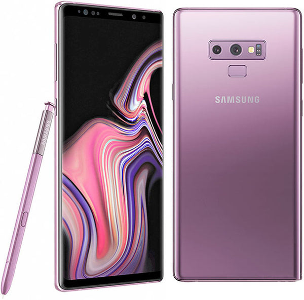 Samsung Galaxy Note 9 - Sell-off