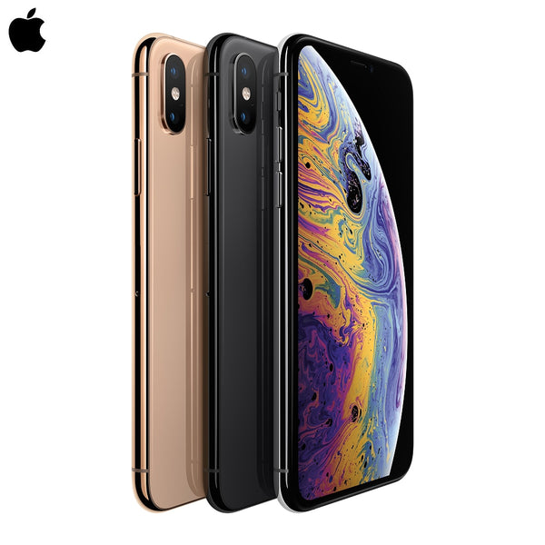 "iPhone Xs/Xs Max 4G LTE FaceID All Screen 5.8/6.5"" OLED Super Retina Dispay - Sell-off"
