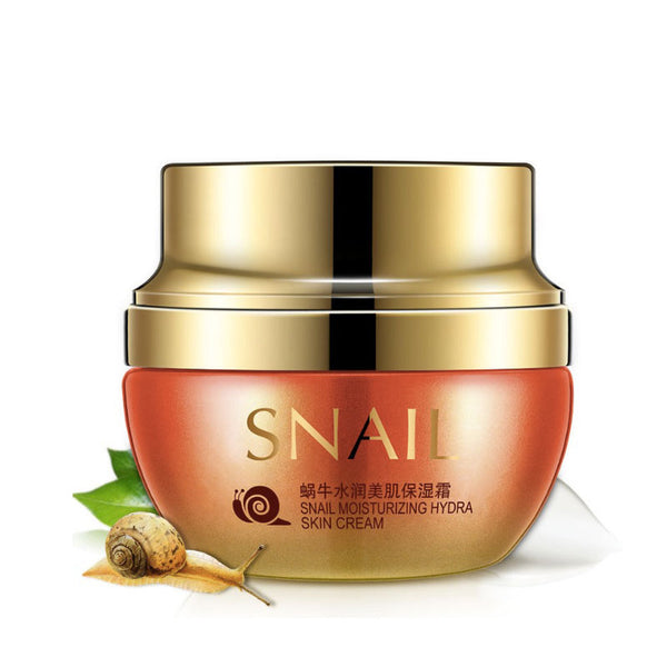 Snail Essence Face Cream Serum 50g Whitening Anti-wrinkle Anti Aging Cream - Sell-off