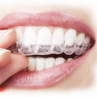 Thermoforming Dental Mouthguard Teeth Whitening Trays Bleaching Tooth Whitener - Sell-off
