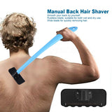 Men Manual Back Hair Shaver Blade Trimmer - Sell-off