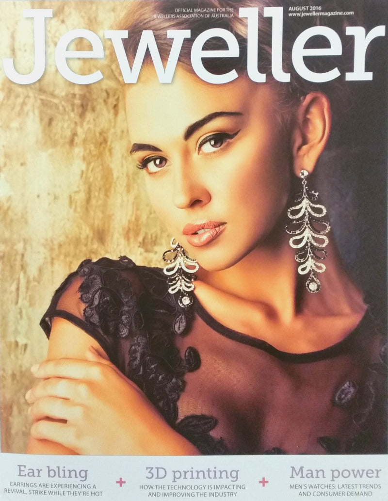 Mulco at Jeweller Magazine Australia 2016
