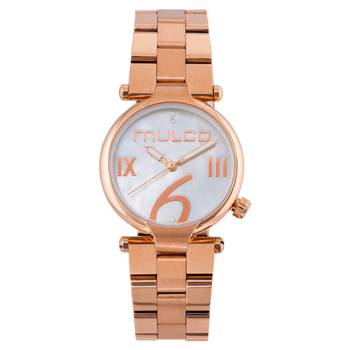 Mulco Mini Metal - Rose Gold
