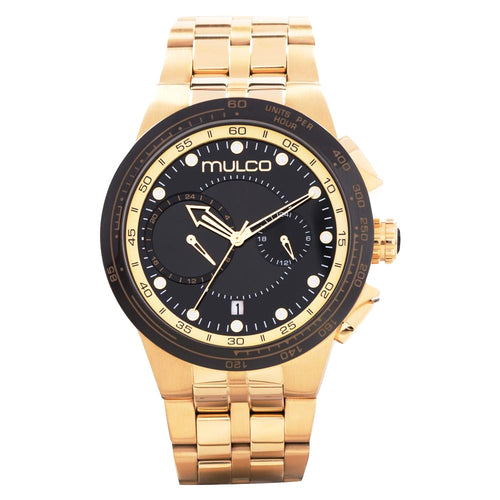 Mulco Lyon - Black on Gold