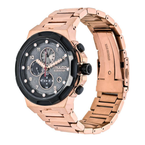 Mulco Elevation - Rose Gold