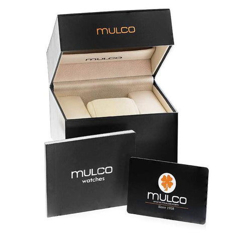 Mulco Lyon - Black on Silver