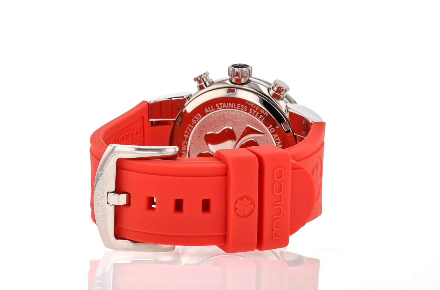 Mulco Blue Marine Infinity - Red on Red