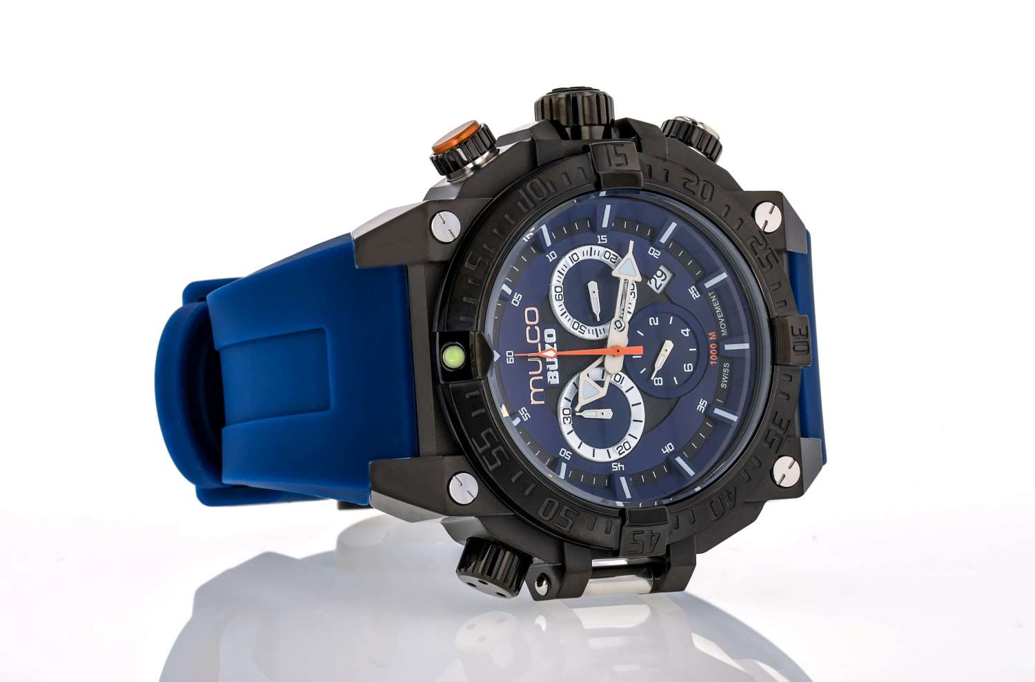 Mulco Buzo Dive - Navy Blue