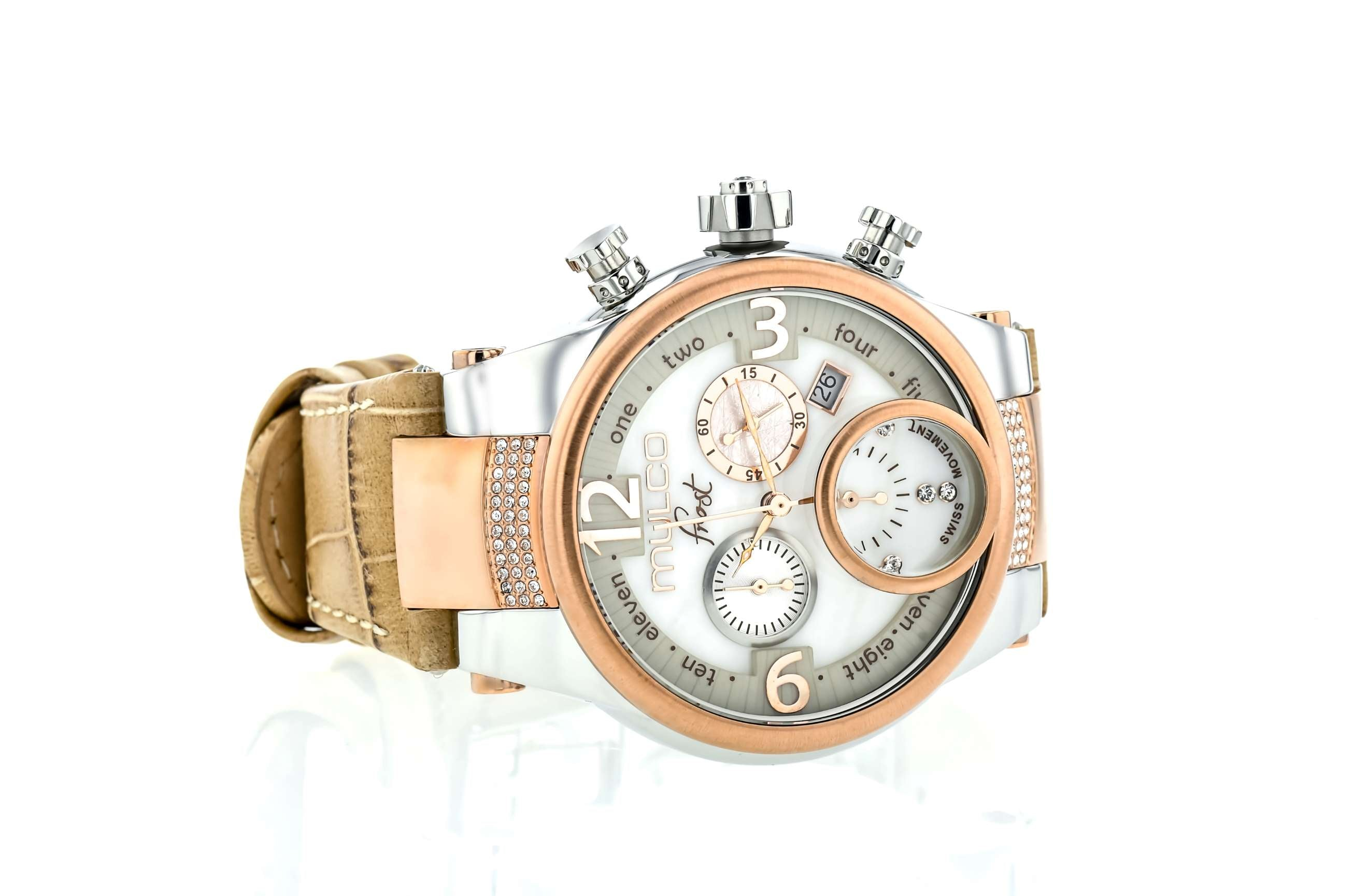 Mulco Frost Ladies - Beige