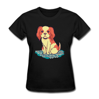 Happy Puppy - Women's - black