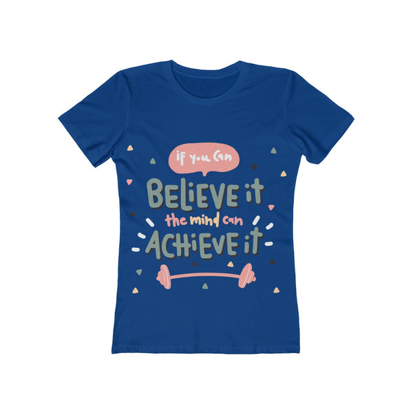 If You Can Believe It - Boyfriend Women's