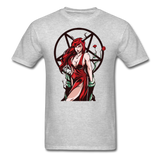 Strong Lilith Lady - Men's - heather gray
