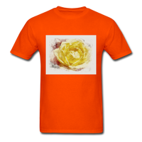 Yellow Rose - Unisex - orange