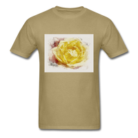 Yellow Rose - Unisex - khaki