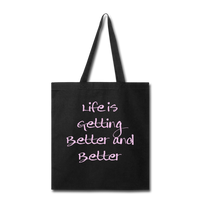 Life is Getting - Women's - black
