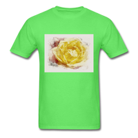 Yellow Rose - Unisex - kiwi
