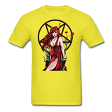 Strong Lilith Lady - Men's - yellow