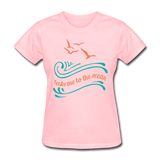 Take Me to the Ocean - 3 - Women's - pink