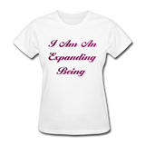 Expanded Being - Women's - white