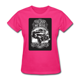 The Cars We Drive - Women's - fuchsia