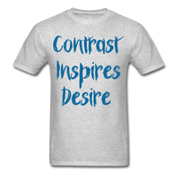 Contrast Inspires - Unisex - heather gray