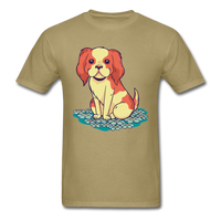 Happy Puppy 2 - Unisex - khaki