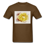 Yellow Rose - Unisex - brown