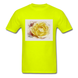Yellow Rose - Unisex - safety green