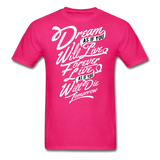 Dream As If - Men's - fuchsia