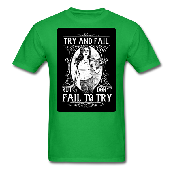 Try and Fail - Unisex - bright green