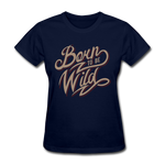 Born to Be Wild - Women's - navy