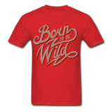 Born to Be Wild - Men's - red