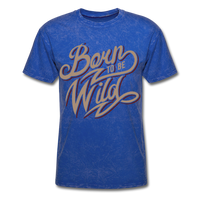 Born to Be Wild - Men's - mineral royal