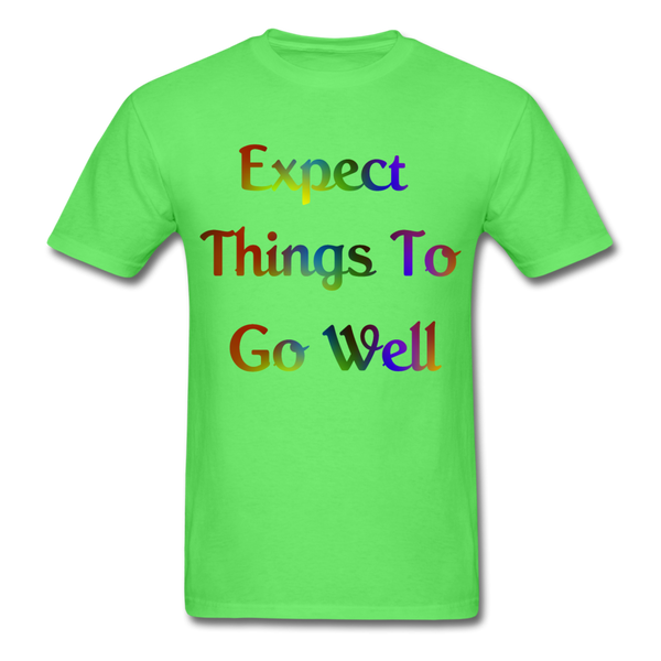Expect Things - Unisex - kiwi