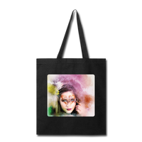 Beautiful Lady Butterfly2 - Tote - black