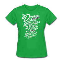 Dream As If -  Women's - bright green