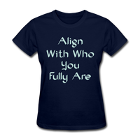 Align With - Ladies - navy