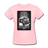The Cars We Drive - Women's - pink