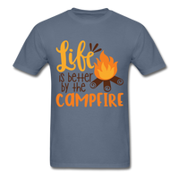 Life is Better Campfire - Men's - denim