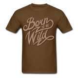 Born to Be Wild - Men's - brown