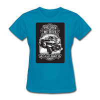 The Cars We Drive - Women's - turquoise