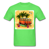 VW Bus Surfing - Unisex - kiwi