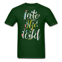 Into the Wild - Men's - forest green