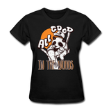 All Good in the Woods Panda - Women's - black